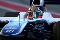 Hulkenberg improves on performance in Barcelona