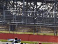 Palmer, Eng take wins at Silverstone