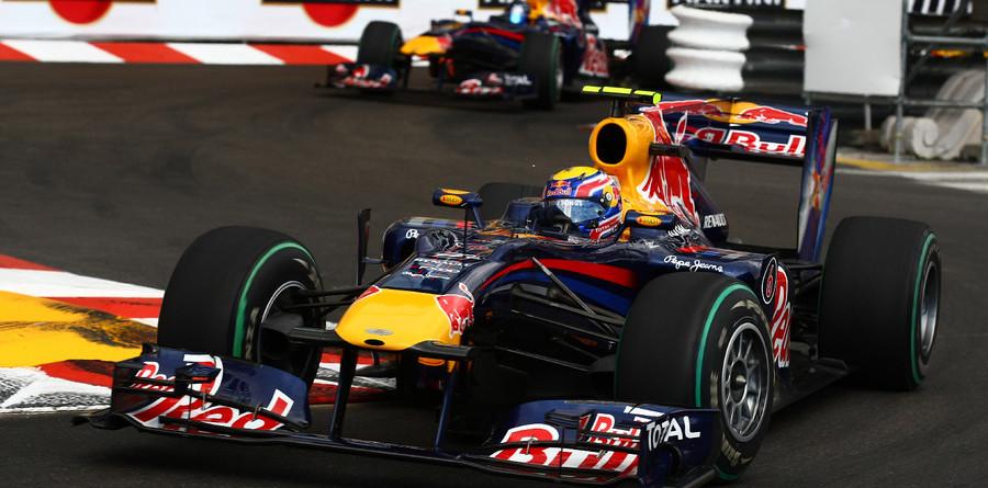 Webber leaves no doubt, dominates Monaco