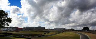 F2 Stoneman lands homeland pole at Brands Hatch