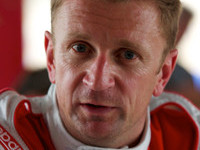 McNish leads Audi front row at Silverstone