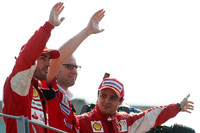 Ferrari is back after phenomenal race at Monza