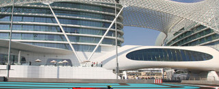 Hamilton kicks off Abu Dhabi with Friday fast time