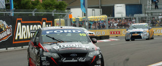 Webb wins race one in Sydney