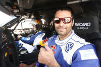 Volkswagen triumphant, Al-Attiyah/Gottschalk win