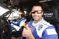 Volkswagen triumphant, Al-Attiyah/Gottschalk win