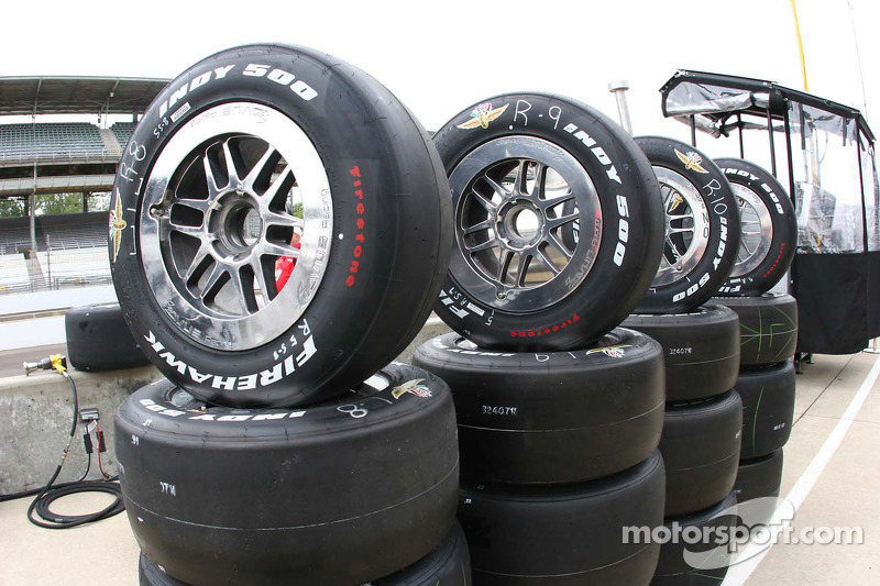 IndyCar on Firestone leaving series