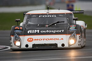 AIM Autosport race report
