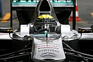 Mercedes Barcelona test report 2011-03-09
