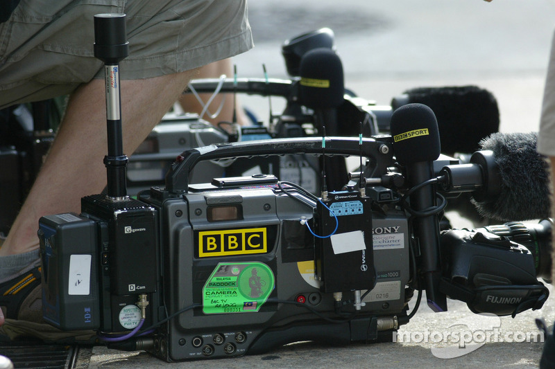 BBC eyeing F1 broadcast deal axe - reports