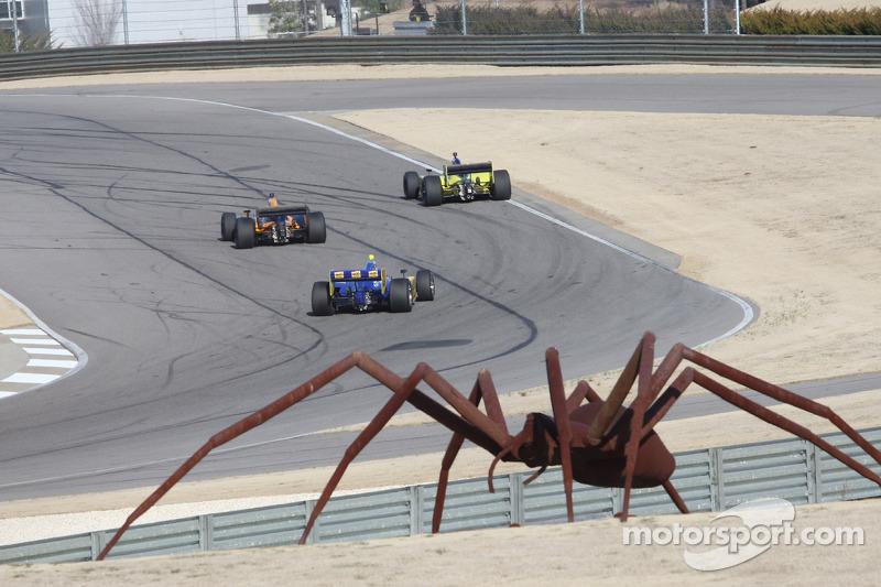 IndyCar Birmingham test report 2011-03-14