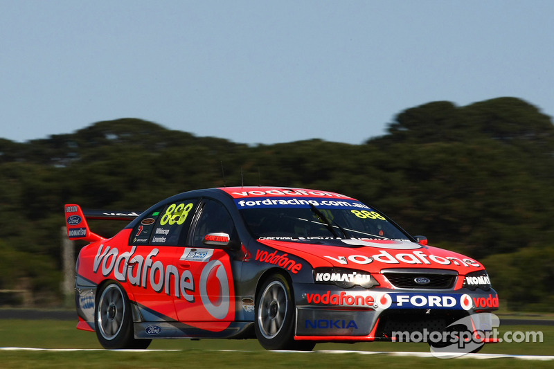 TeamVodafone Adelaide preview