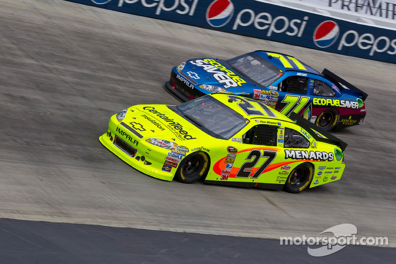 Paul Menard race report