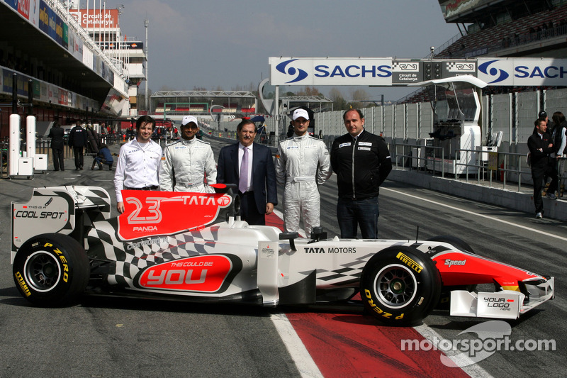 HRT car to have Barcelona update - owner