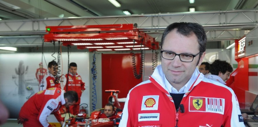 Tyre situation leaves Domenicali 'concerned'