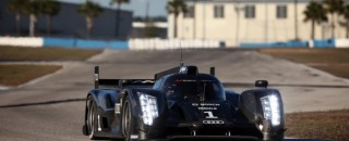 ALMS Audi tests next R18 evolution