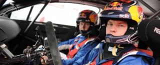 Raikkonen to combine rally with NASCAR in 2011