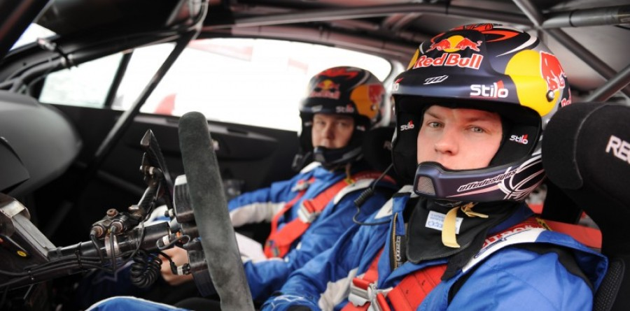 Raikkonen to combine rally with NASCAR in 2011