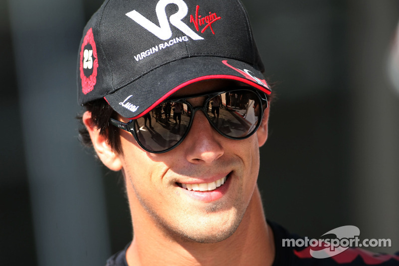 Di Grassi to replace de la Rosa as tyre tester - report