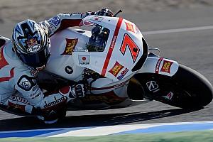 MotoGP Gresini Racing Race Report