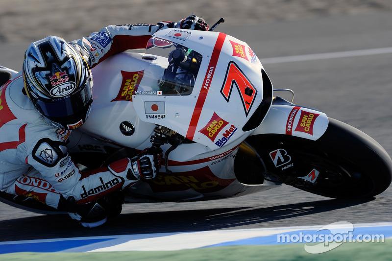 Gresini Racing Race Report