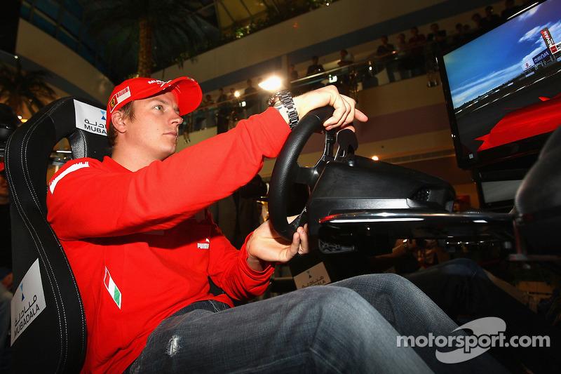 Raikkonen paying for NASCAR debut - report