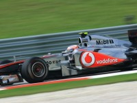 McLaren Qualifying Report
