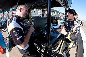 Alex Tagliani qualifying report