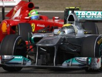 Mercedes GP Race Report
