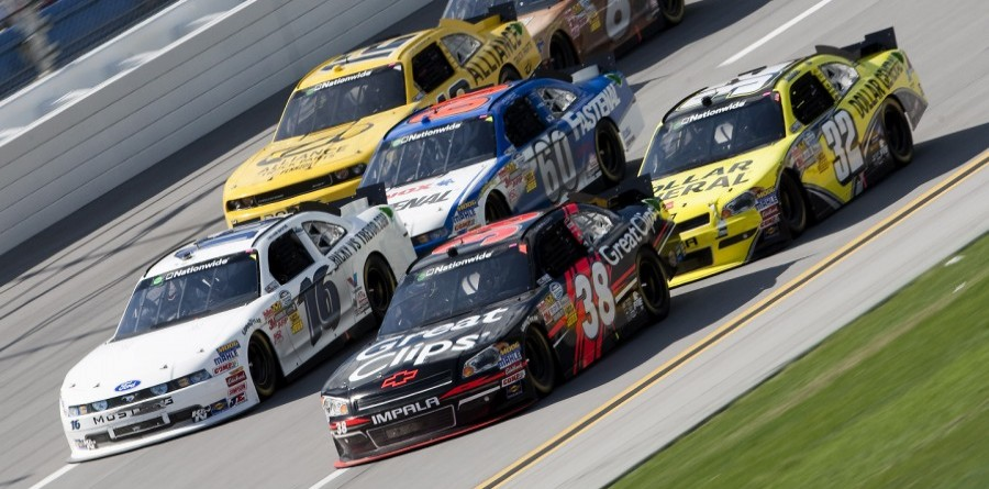 Cup drivers headline Nationwide trip to Nashville