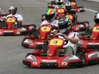 Ralf admits son, 9, could follow wheel-tracks