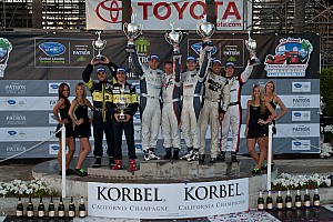ALMS Kyle Marcelli race report