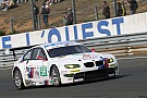 BMW Motorsport Le Mans test report