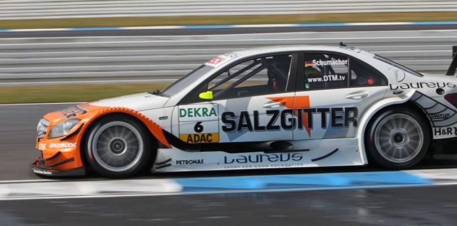 Mercedes Race Report