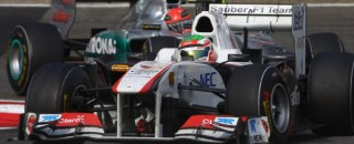 Formula 1 Sauber 'best place in F1' for rookies