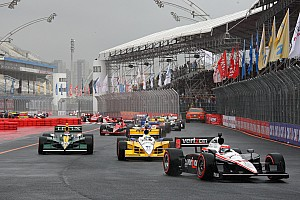 IndyCar Honda Racing race report