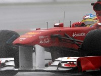 Turkish GP Ferrari Friday Practice Report