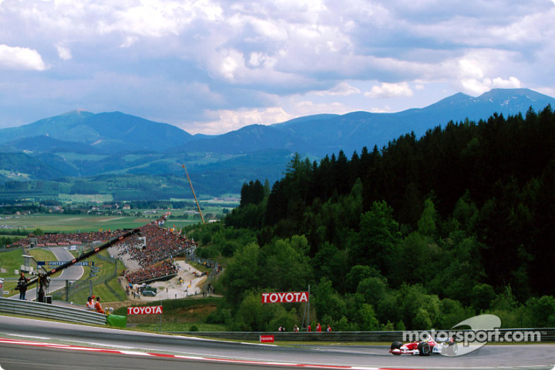 Schumacher backs F1 return for Austria