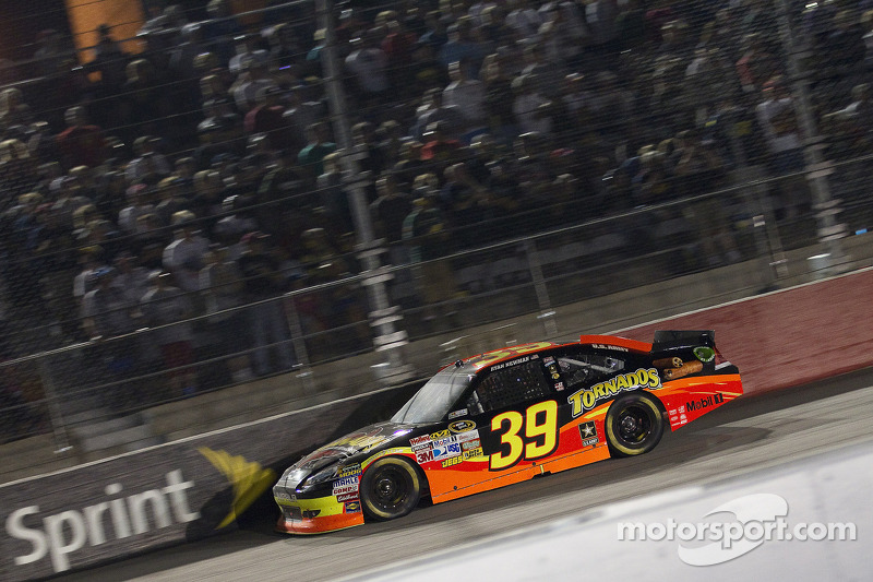 Ryan Newman Darlington race report