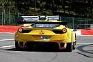 JMW Motorsport Spa Race Report