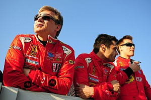 Salo follows F1 drivers to NASCAR trucks