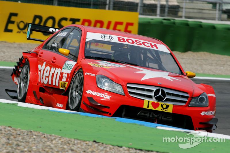 Renger van der Zander Zandvoort Qualifying Report