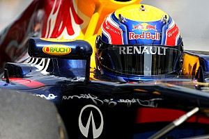 Formula 1 Webber hopes to stay on top in Barcelona