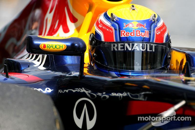 Webber hopes to stay on top in Barcelona