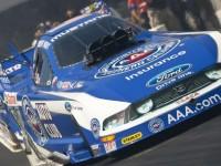 John Force Racing Topeka Final Eliminations Report