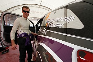 Van Merksteijn Motorsport Arrives To Rally Argentina