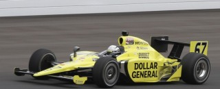 Part-Timers Prepare for Indy 500