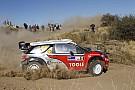 Petter Solberg Rally Argentina Leg 1 Summary