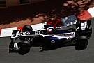 Williams Monaco GP Qualifying Report