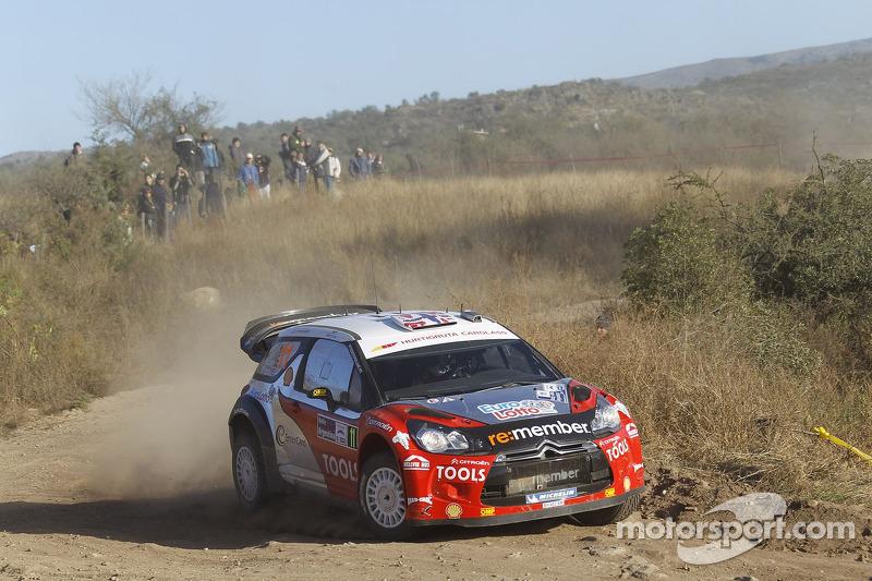 Citroen Racing Technologies Rally Agentina Event Summary